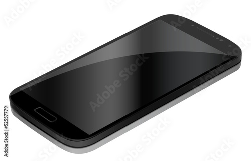Smartphone schwarz