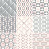 Fototapety seamless retro pattern print