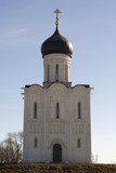 Church of Intercession upon Nerl River, Bogolubovo,  Russia