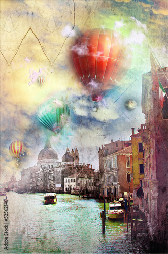 Venice dreams series - 52562146