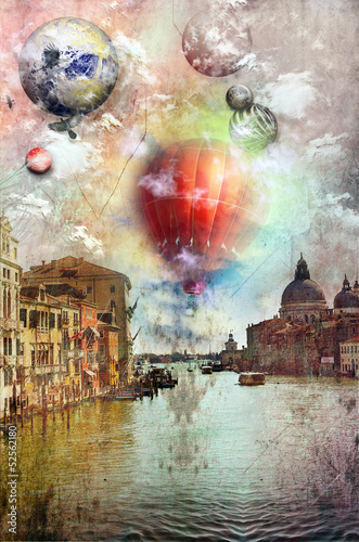 Venice dreams series - 52562180