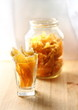 Caramelized stem ginger