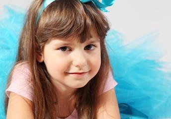 Nice Looking Little Girl