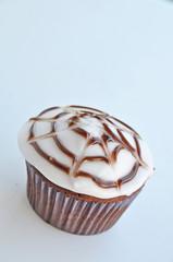 Spinnen Cupcake