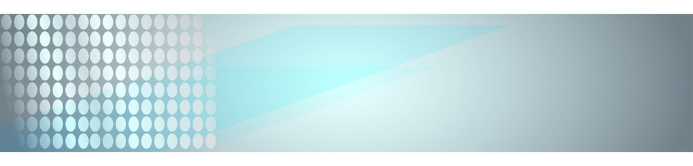 vector gray blue banner background
