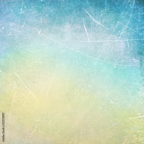 Grunge scratched colorful texture