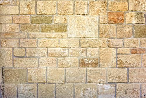 Stone wall, texture