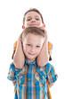 Großer Bruder - Männer - Freundschaft, Kinder isoliert