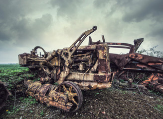 scrap metal machine