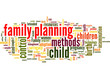 family planning (family, birth, children; tag cloud)