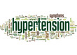 hypertension (blood, pressure, tagcloud)