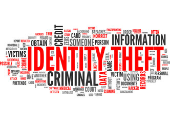 Identity theft (identity, theft, privacy; tag cloud)