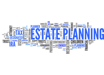 Estate Planning (estate, planning, trust, attorney; tag cloud)