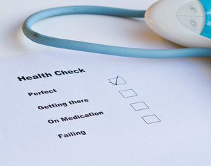 Health check rating is perfect