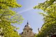 Sorbonne university, spring