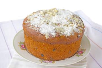Sweet cake bake