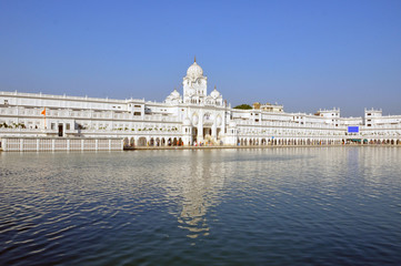 Golden Temple in Amritsar,India