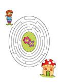 gioco labirinto