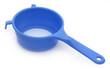 Plastic tea strainer