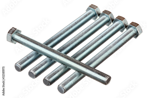Metallic bolts