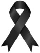 Black Ribbon Mourning