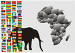 Erdteil - Afrika