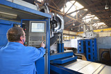 CNC Maschinenbau // industry production