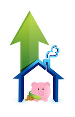 saving for home purchasing