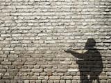 ombre de mendiant