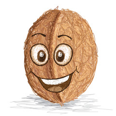 happy walnut