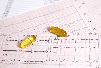 Fish oil for heart disease prevention