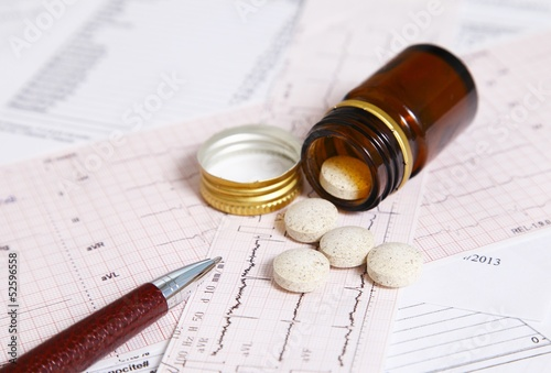 Pills prescribed to prevent heart disease