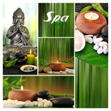 spa composition photographs