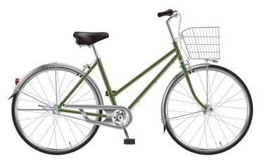 自転車シティサイクル