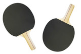 Ping pong racket and ball