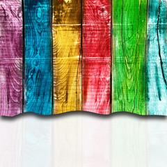 legno arcobaleno spaccato