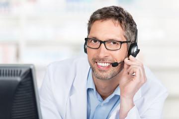 medizinische beratung am telefon