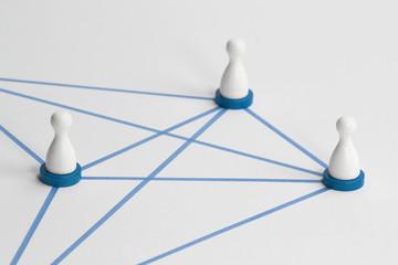 Figuren / Netz