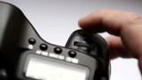 Adjusting a DSLR and shooting