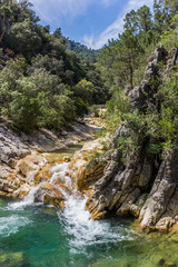 Stream in Cazorla National Park