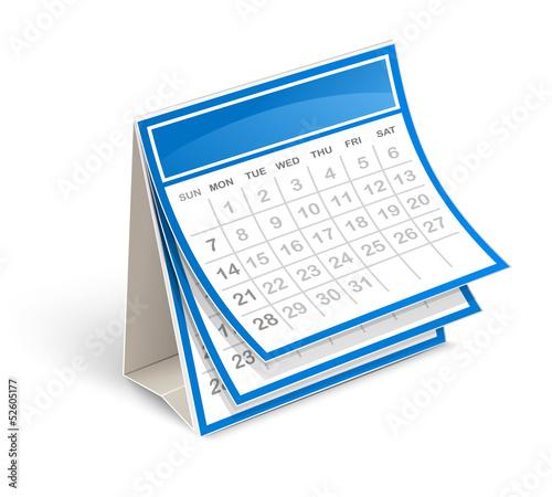 Calendar - 52605177