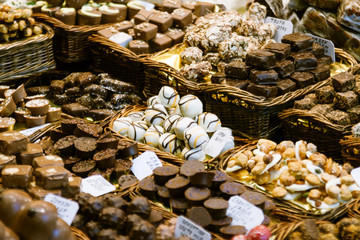 Catalan chokolate o