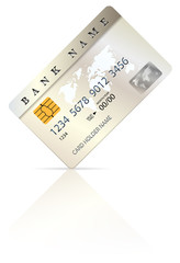 Credit or debet card design