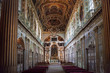 Постер, плакат: Chateau de Fontainebleau France chapelle interiors