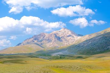 Plateau of Fonte Vetica - Gran Sasso, Abruzzo, Italy