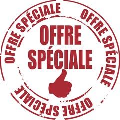 tampon offre spéciale