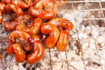 Notrhern Thai Spicy Sausage