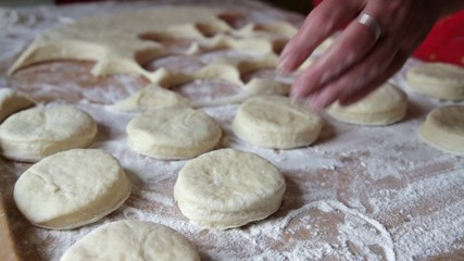 Delicious homemade cake made from this dough