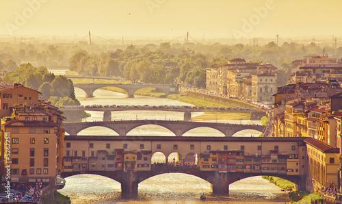 Foto op Canvas Mediterraans Europa Beautiful Florence