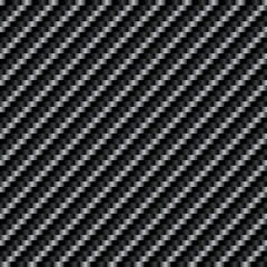 Carbon Fiber Dark Pattern